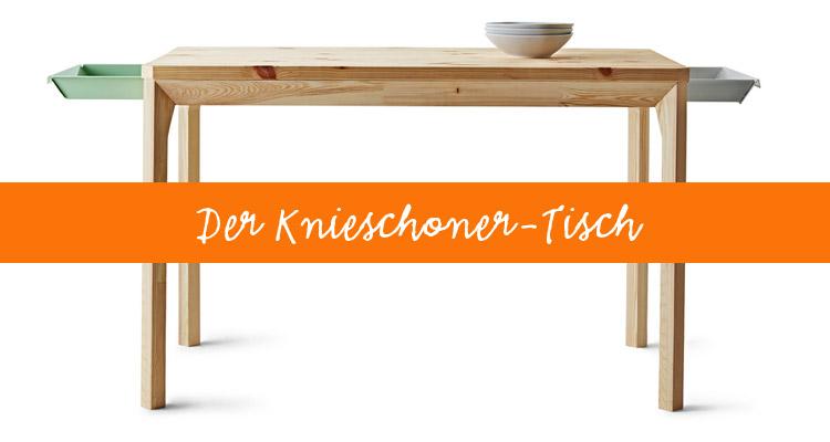 IKEA PS Knieschoner Tisch