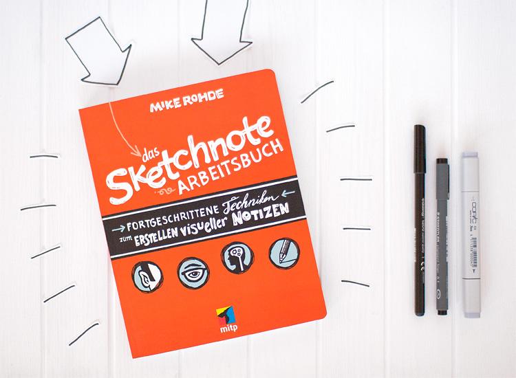 Sketchnote Arbeitsbuch