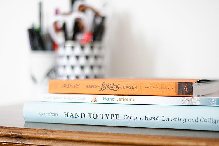 Lettering Buchempfehlungen