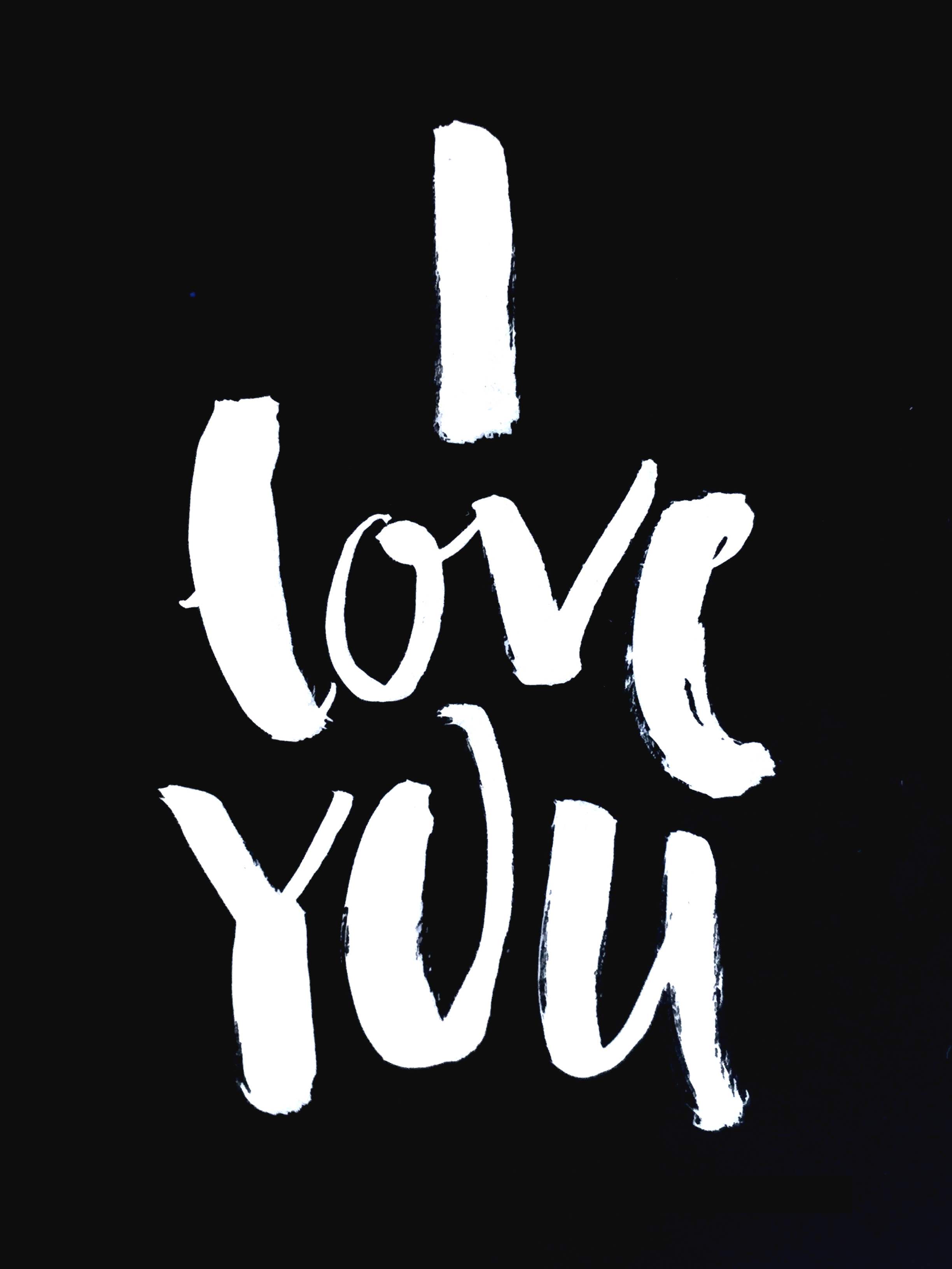 Brush Lettering Zum Valentinstag Tutorial Free Printables
