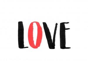 BrushLettering_LOVE_FrauHoelle