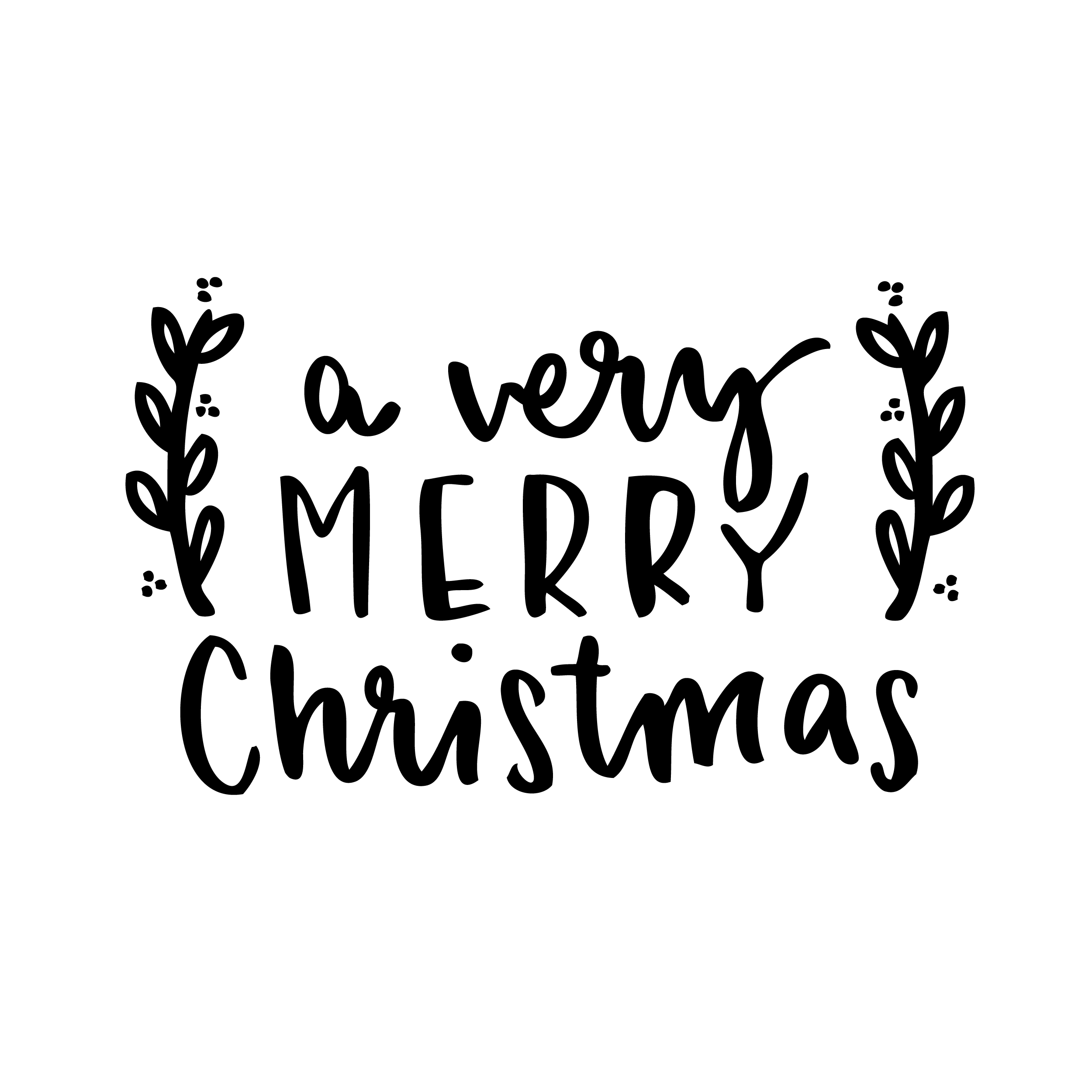 Lettering_verymerrychristmas