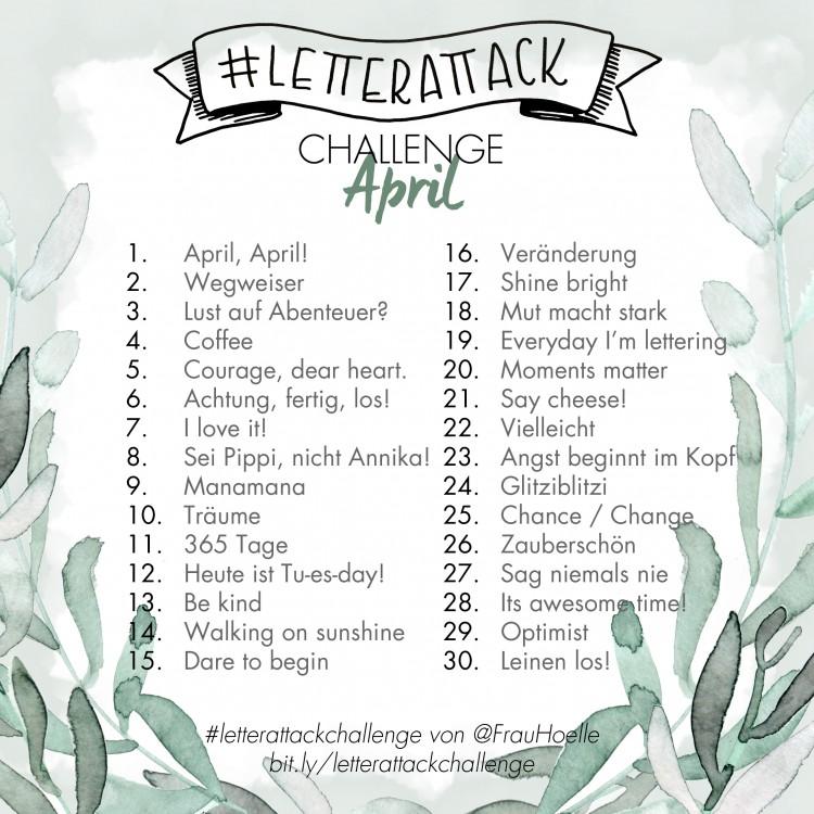 letterattackchallenge_April