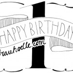 Happy Birthday – www.frauhoelle.com wird 1 Jahr alt
