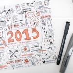 …und was ist deine #doodleresolution für 2015? (inkl. Gewinnspiel)