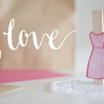 Love is in the air! DIY Survival Bags für meine Brautkleid Shoppingbegleitungen