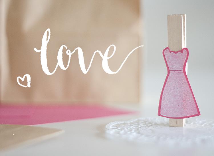 DIY Survival Bag für Brautkleid Shopping zur Hochzeit