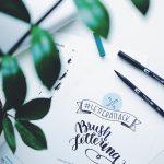 Brush Lettering für Anfänger