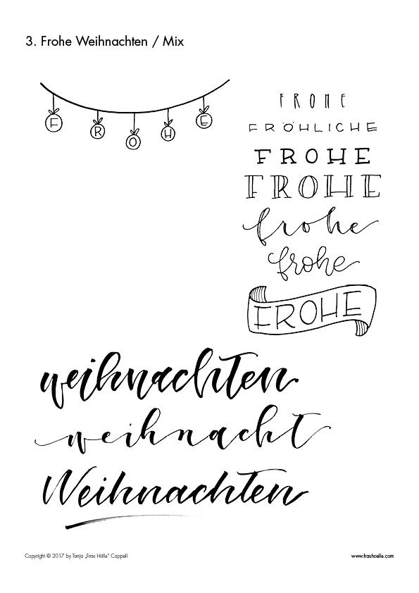 Tolle Frohe Weihnachten Farbseiten Ideen - Druckbare Malvorlagen ...